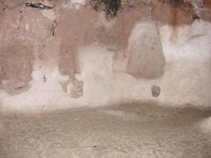 الإسطبلات في مدينة ديرينكويو تحت الأرض